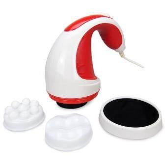 Replica Shopเครื่องนวดสลายไขมันInfrared Magnetic Fat Burning Massagerรุ่นMA115 - Red/White