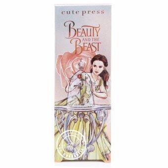 Cute Press คิวเพรส ลิควิดลิป ลิปเนื้อแมท ลิปสติกเนื้อแมท Beauty And The Beast (02 - True Love)