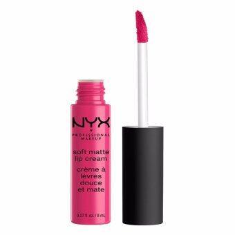 นิกซ์ โปรเฟสชั่นแนล เมคอัพ ซอฟต์ แมท ลิป ครีม - SMLC24 ปารีส NYX Professional Makeup Soft Matte Lip Cream - SMLC24 Paris
