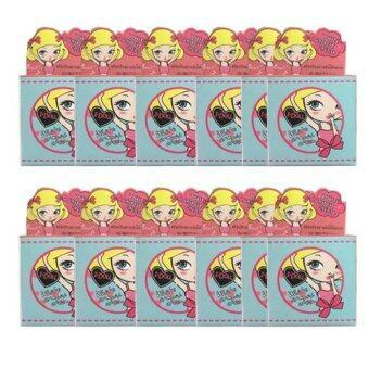 I-Doll White Armpit Cream ครีมรักแร้ขาว ลดกลิ่นตัว กลิ่นกาย หัวนมชมพู แก้ ข้อศอก หัวเข่า ขาหนีบ ส้นเท้า ดำ ใน 7 วัน ( 12 กล่อง)