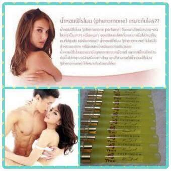 น้ำหอมฟีโรโมน เรียกรัก เพิ่มเสน่ห์(10ml*2)