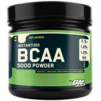 Harga OPTIMUM NUTRITION BCAA 5000 Powder