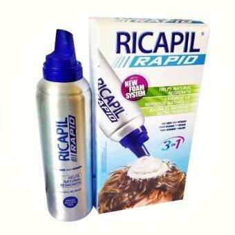 Ricapil Rapid ผลิตภัณฑ์บำรุงเส้นผมและหนังศีรษะ 200 ml.