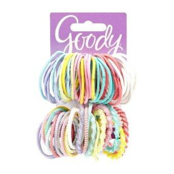 Goody ยางรัดผม Girl Ouchless Assorted Elastics