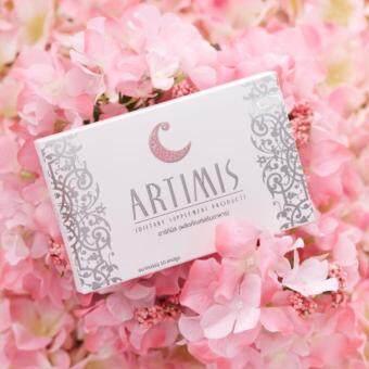 ARTIMIS Collagen Tri peptide อาร์ทิมิส คอลลาเจนบริสุทธิ์แท้นำเข้าจากญี่ปุ่น ผิวขาวลื่น เนียน กันแดด กินแล้วเห็นผลเร็ว ลดสิว ลดรอยสิว กระชับรูขุมขน บรรจุ 10 เม็ด