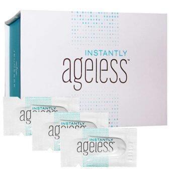 AGELESS INSTANTLY AGELESS นวัตกรรมลดถุงใต้ตาและลบรอยเหี่ยวย่น 50ชิ้น (1กล่อง)