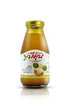 Meekun น้ำสมอผสมน้ำมะขาม (250 ml. x 6 ขวด)