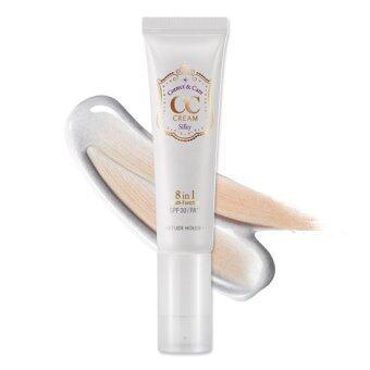 CC (Correct&Care) Cream SPF30/PA++ #01 Silly เนื้อปกปิด บางเบา