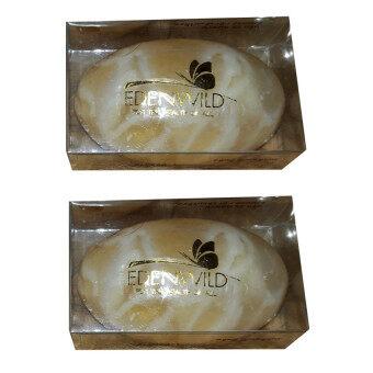Edenwild Herbal Soap สบู่กวาวเครือขาวขนาด25กรัม - 2 ก้อน