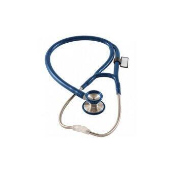 MDF หูฟังทางการแพทย์ Stethoscope Classic Cardiology 797#10 (สีน้ำเงิน)