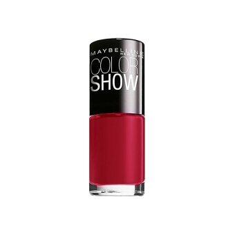 Harga Maybelline Color Show Nail น้ำยาทาเล็บ (สี 216 Downtown Red)