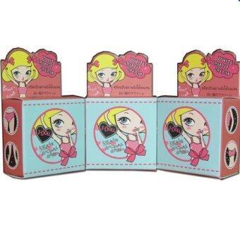 I-Doll White Armpit Cream ครีมรักแร้ขาว ลดกลิ่นตัว กลิ่นกาย หัวนมชมพู แก้ ข้อศอก หัวเข่า ขาหนีบ ส้นเท้า ดำ ใน 7 วัน ขนาด 5 กรัม (3 กล่อง)