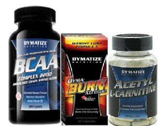 Dymatize Nutrition ชุดลดน้ำหนัก