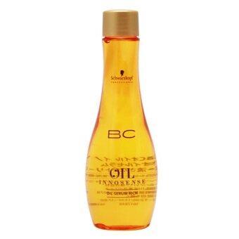 Schwarzkopf BC Oil Innosense เซรั่มบำรุงผม 100 ml. (1 ขวด)