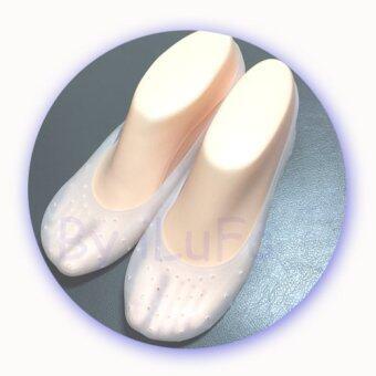 iLuFa ซิลิโคนถนอมเท้า สีมาตรฐาน ( 1 คู่ )