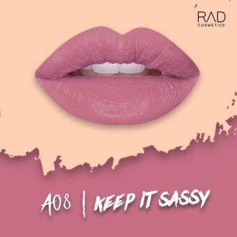 Harga A08 KEEP IT SASSY (RAD MATTE LIQUID LIPSTICK)