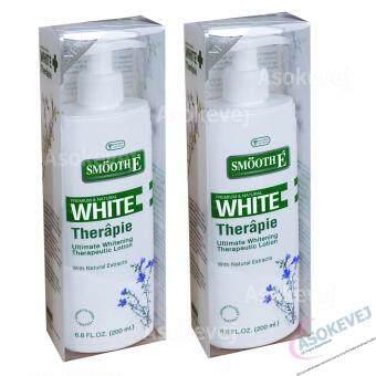Smooth-E White Therapie Lotion 200ml (2ขวด)