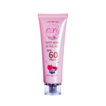 ครีมกันแดด บำรุงผิว น้ำหอม กลิ่นเบอรี่ UV SPF60 PA+++ (1หลอด)