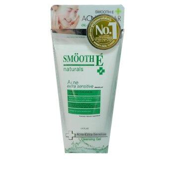Smooth E Acne Extra Sensitive Cleansing Gel 1FL.OZ. สมูทอี แอคเน่ เอ็กซ์ตร้า เซนซิทีฟ คลีนซิ่ง เจล