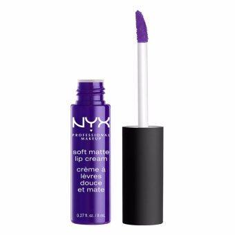 นิกซ์ โปรเฟสชั่นแนล เมคอัพ ซอฟต์ แมท ลิป ครีม - SMLC26 ฮาวาน่า NYX Professional Makeup Soft Matte Lip Cream - SMLC26 Havana