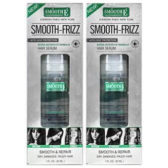 Smooth E Silk E Multi Vitamin Hair Serum [2 ขวด] เซรั่มบำรุงเส้นผมสูตรเข้มข้นพิเศษ