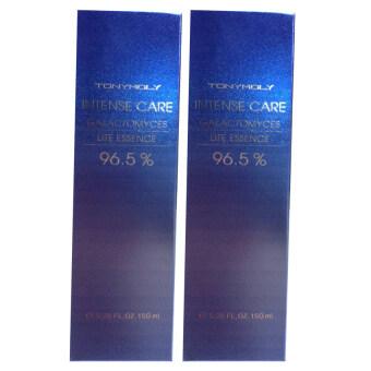 Tony Moly Intense Care Galactomyces Lite Essence 120 ml. (สีฟ้า) ( 2 กล่อง)