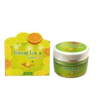 ครีมโสมมะนาว By Jeezz Ginseng Lemon Cream 50g.