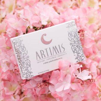 ARTIMIS Premium Collagen Tripeptides อาร์ทิมิส คอลลาเจนบริสุทธิ์แท้นำเข้าจากญี่ปุ่น ผิวขาวลื่น เนียน กันแดด กินแล้วเห็นผลเร็ว ลดสิว ลดรอยสิว กระชับรูขุมขน บรรจุ 30 แคปซูล