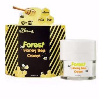 B'Secret ครีมน้ำผึ้งป่า บีซีเคร็ท (บรรจุ 15 กรัม x 1 กระปุก)