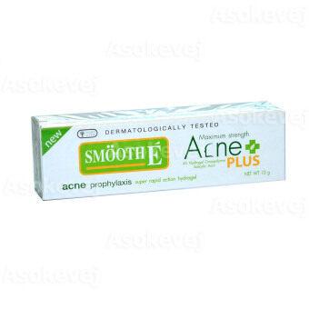 Smooth E Acne Hydrogel Plus 10g สมูท อี แอคเน่ ไฮโดรเจนพลัส