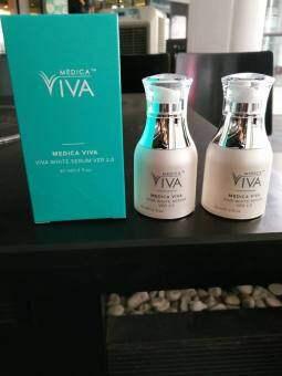 Medica VIVA Set VIVA White Serum Ver 2.0 เมดิก้า วิว่า เซ็ตวิว่าไวท์ เซรั่ม เวอร์ชั่น 2.0 (30ml X 2)