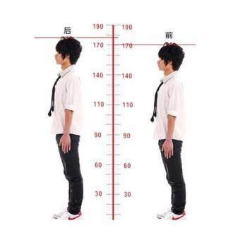 แผ่นเสริมส้น เพิ่มความสูง ปรับระดับได้ (ใช้ได้ทั้งชายและหญิง)
