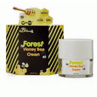 B'secret ครีมน้ำผึ้งป่า ครีมที่ดังที่สุดตอนนี้ หน้าเงา ขาว ใส ไร้สิว All in one @@ของแท้ต้อง 360 บาท/กระปุก เท่านั้น@@