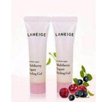 แพคคู่ Laneige Multiberry Yogurt Peeling Gel (10 ml)