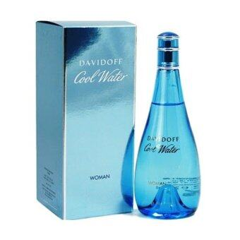 Davidoff Cool Water for Women 100 ml. (พร้อมกล่อง)