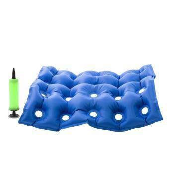 ideecraft เบาะลมรองนั่งเพื่อสุขภาพ PVC Inflatable Waterproof Seat Cushion with Hand Pump