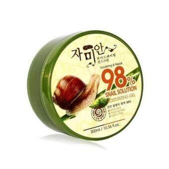 Snail Solution 98% Moisturizing Gel เจลเมือกหอยทาก 300ml