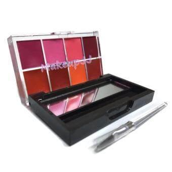 Sivanna พาเลทลิปสติก 8 สี Matte Lipstick Palette เบอร์#1