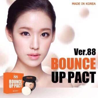 VER88 Bounce up pactแป้งดินน้ำมัน12 g