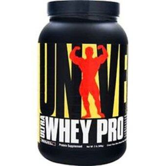 Harga Universal nutrition Ultra Whey Pro 2lbs Chocolate Ice Cream