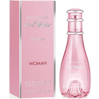 Harga DAVIDOFF Cool Water Sea Rose Woman EDT 30ml