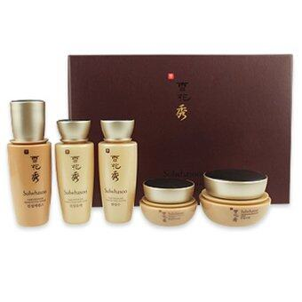 Harga Moriarty House Sulwhasoo Time Treasure Kit 5 items ( 1 ชุด)