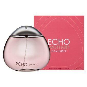 Davidoff Echo for Women EDP 100ml. (พร้อมกล่อง)