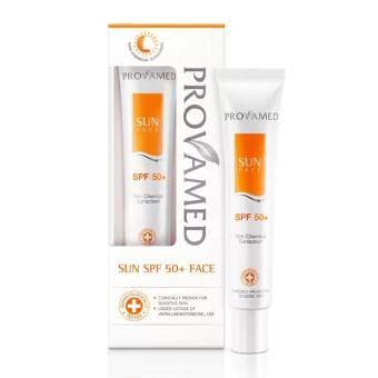 Provamed Sun SPF 50+ ครีมกันแดด 30 ml. (White