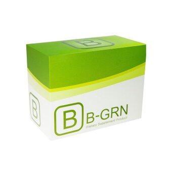 B-GRN (บีกรีน) ผลิตภัณฑ์ล้างสารพิษและกระตุ้นการขับถ่าย (1 กล่อง x 15ซอง)