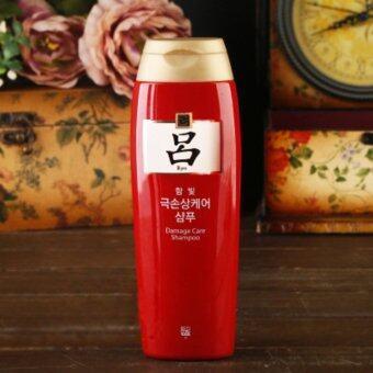 Ryo Damage Care Shampoo แชมพูสระผมสำหรับผมแห้งเสีย ผมแห้งแตกปลาย