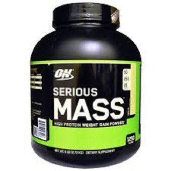 Harga OPTIMUM NUTRITION Serious Mass 6 lbs.--Vanila