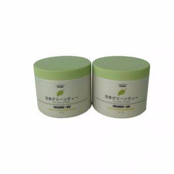 ยูเนี่ยน กรีนที ดีท๊อกซิ่ง แฮร์ มาส์ค500มล.x2 Union Green Tea Detoxing Hair Mask 500ml.x2(...)