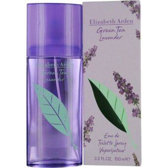 Elizabeth Arden Green Tea Lavender 100 ml (พร้อมกล่อง)