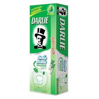 DARLIEดาร์ลี่ดับเบิ้ลแอคชั่น เอนนาเมล140กX2